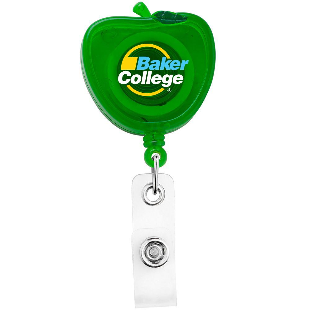 Apple Badge Reel - Personalization Available