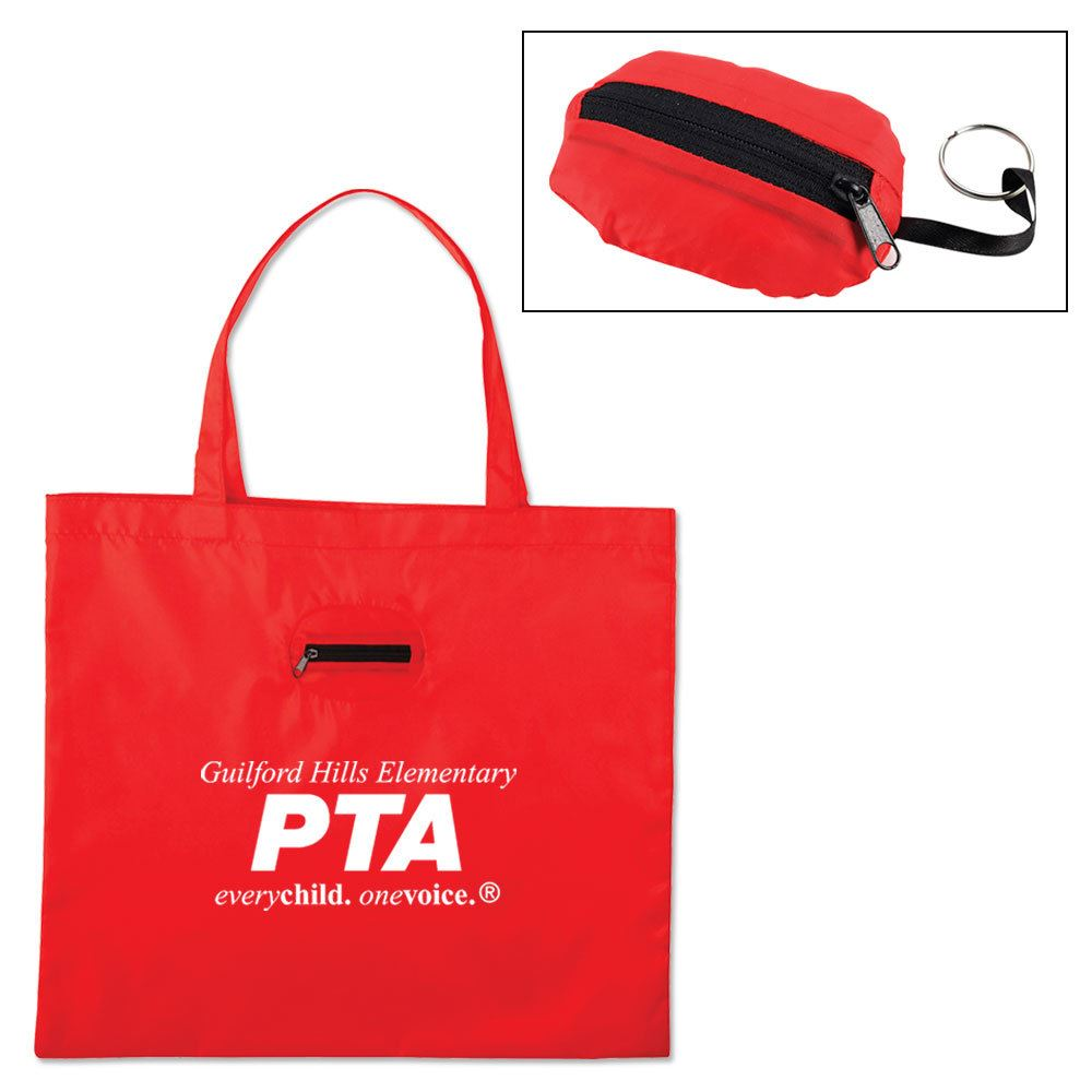 Takeaway Shopper Tote - Personalization Available