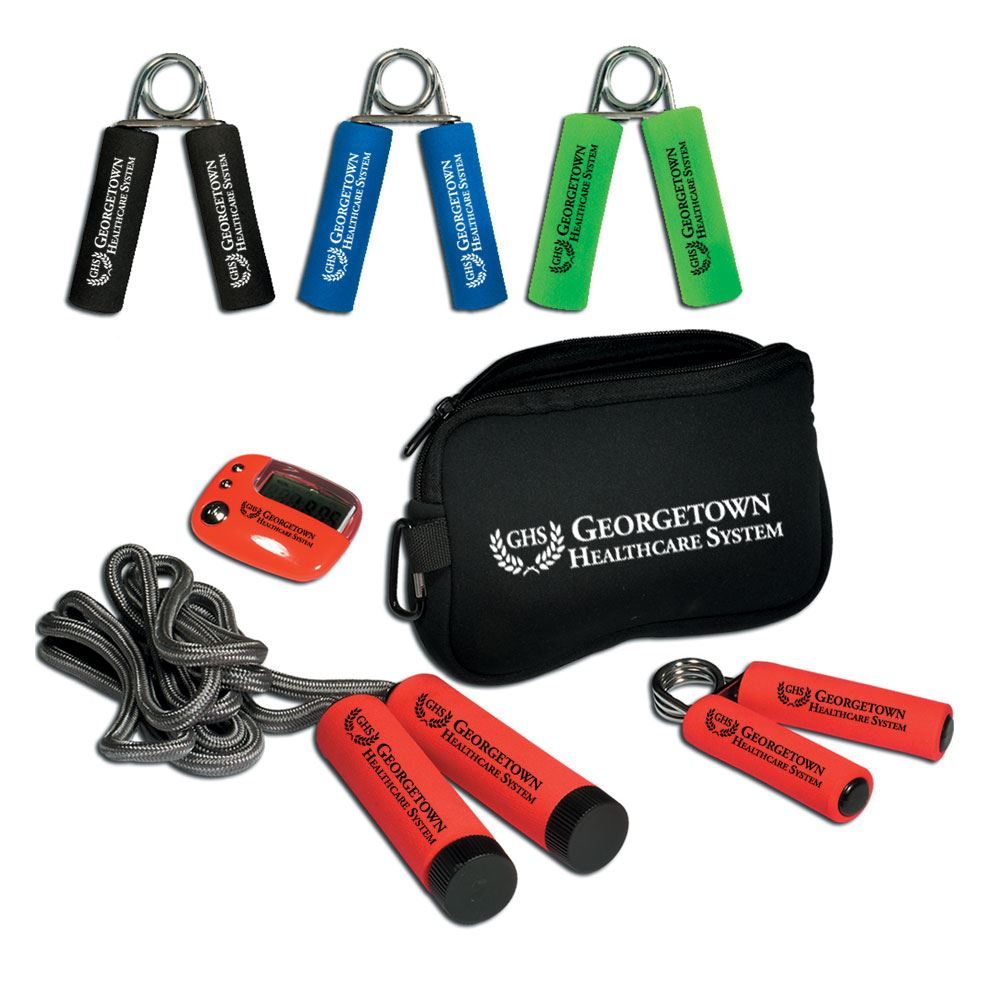 Traveler Exercise Kit - Personalization Available