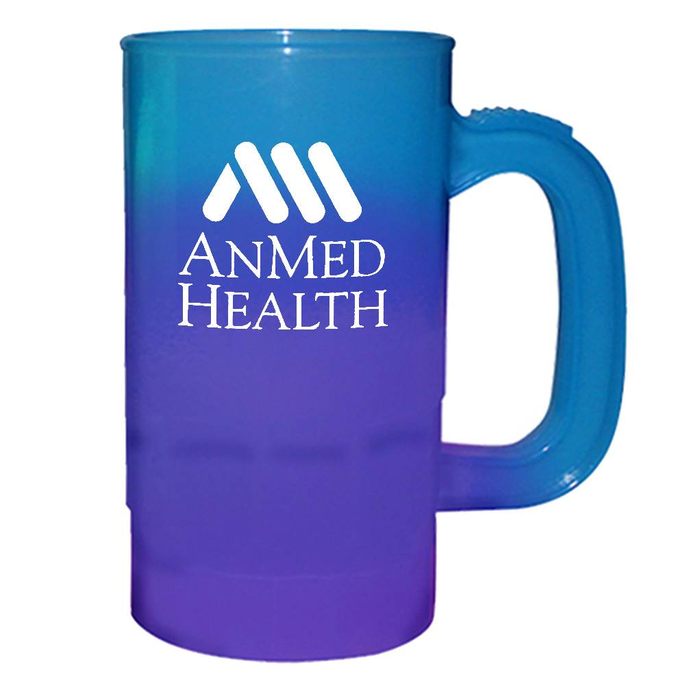 Color-Changing Mood Beer Stein 14-oz. - Personalization Available