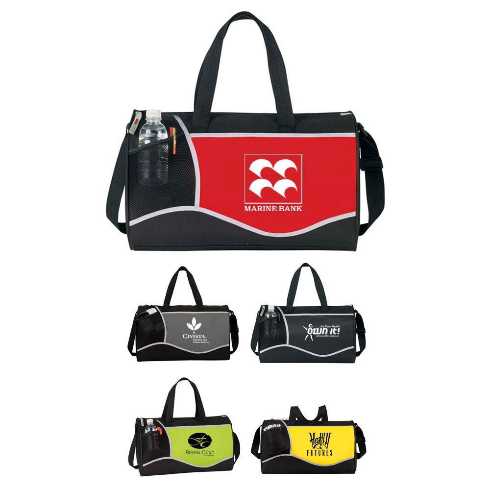 Cross Sport Duffel Bag - Personalization Available