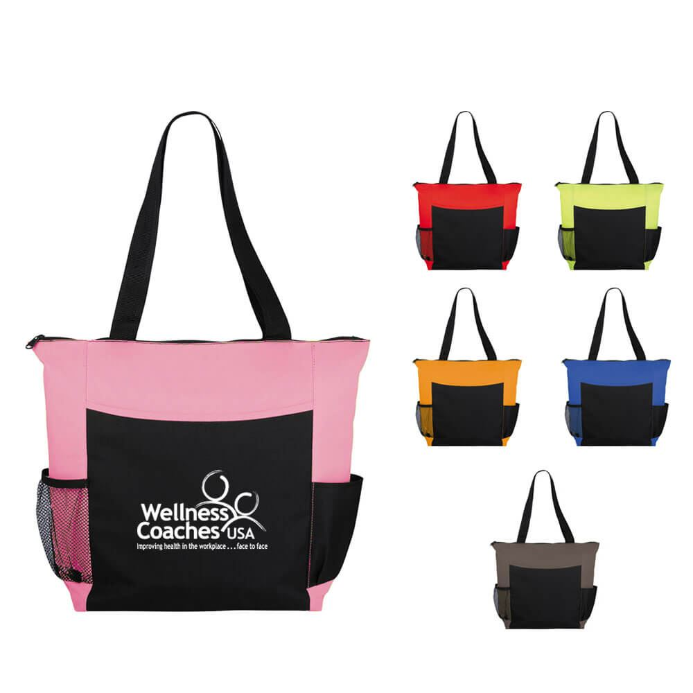 The Grandview Meeting Tote - Personalization Available