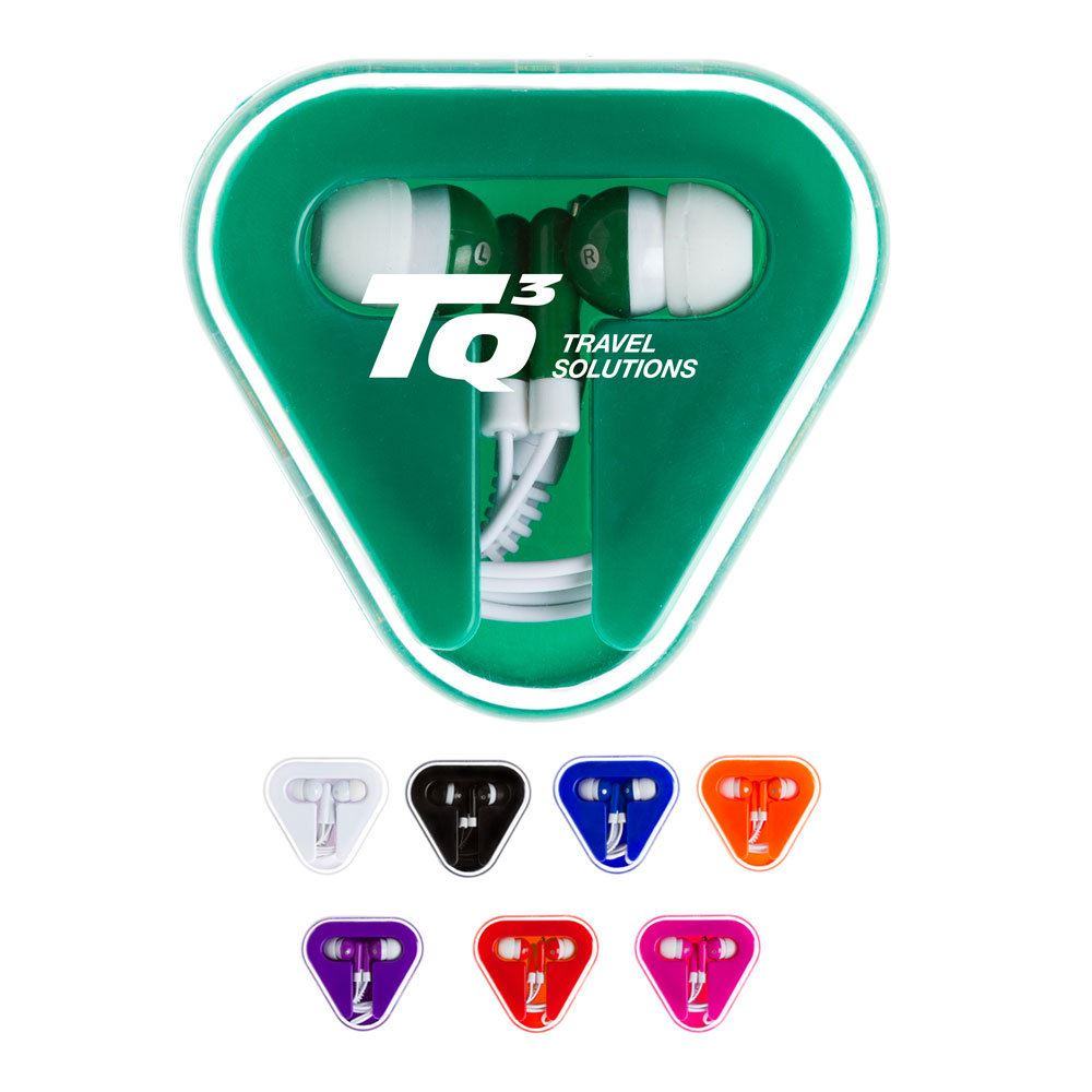 Triumph Earbuds - Personalization Available