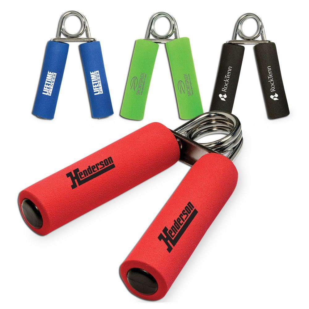 Hand Grip Exerciser - Personalization Available