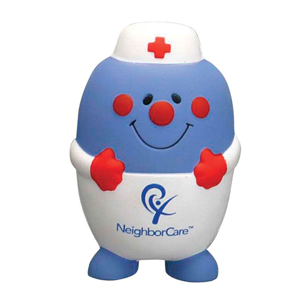 Pill Nurse Stress Reliever - Personalization Available