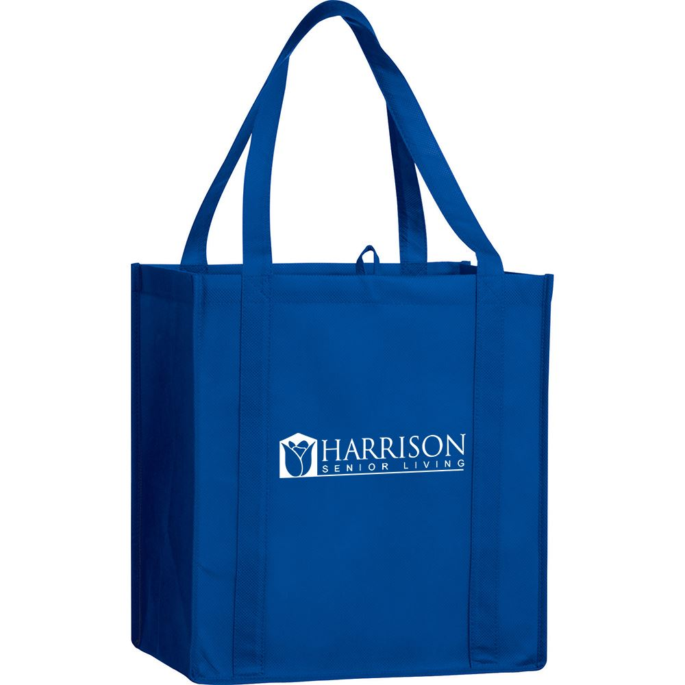 Little Juno Non- Woven Grocery Tote - Personalization Available