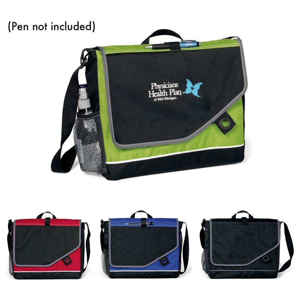 Attune Messenger Bag II - Personalization Available