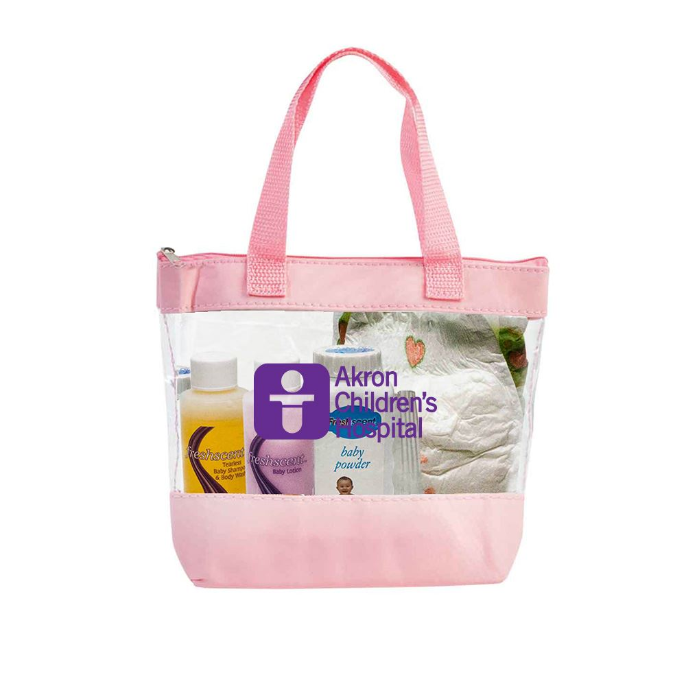 New Baby's Amenity Kit - Personalization Available