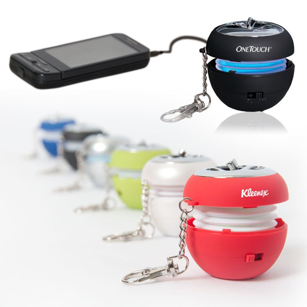 Mini Rechargeable Speaker - Personalization Available