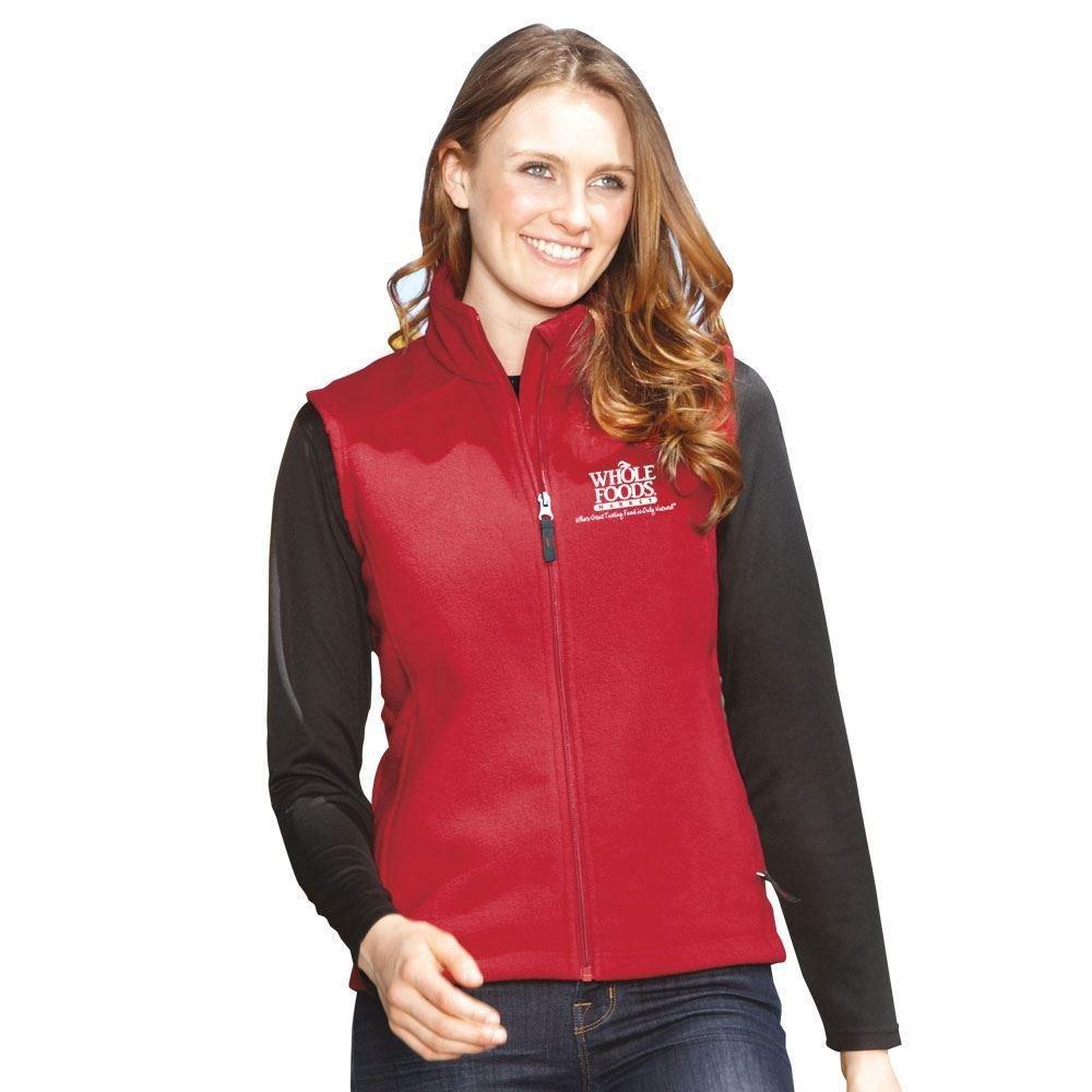 Core 365™ Women's Journey Fleece Vest - Personalization Available