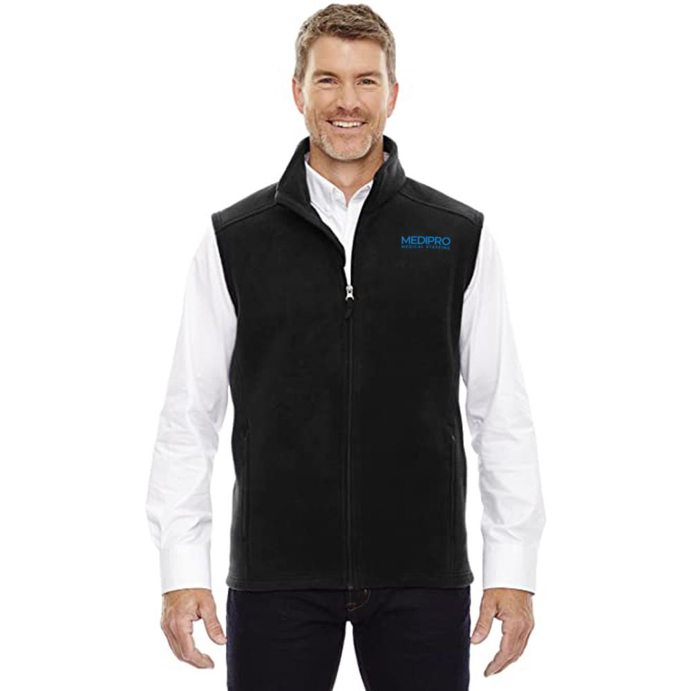 Core 365™ Men's Journey Fleece Vest - Personalization Available