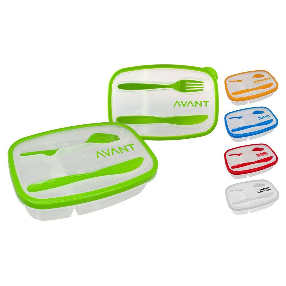 Seal Tight Lunch Container - Personalization Available