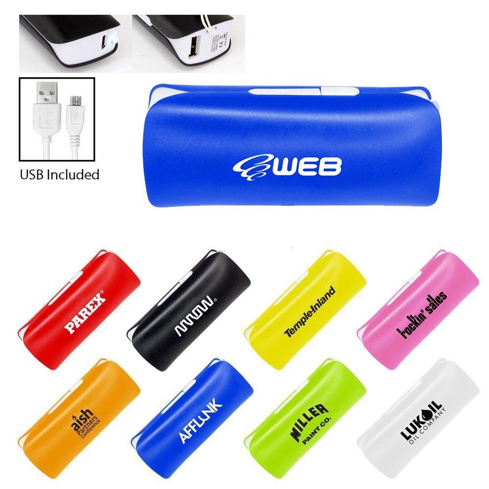 UL® Flashlight Power Bank - Personalization Available