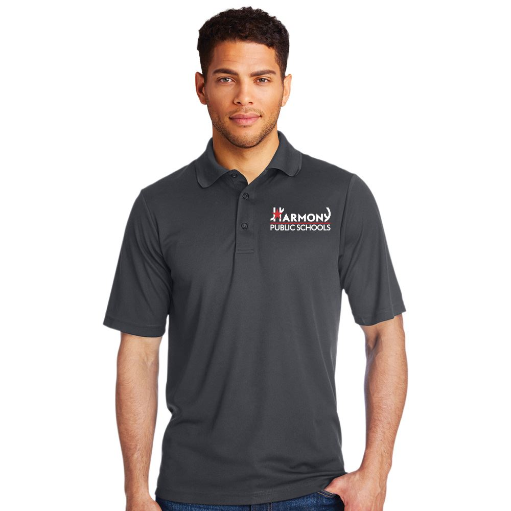Core 365® Men's Pique Performance Polo with Antimicrobial Additive - Embroidery Personalization Available