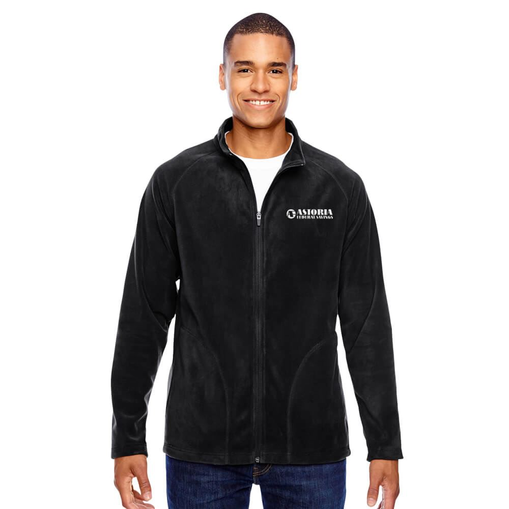 Team 365® Men's Campus Microfleece Jacket - Personalization Available