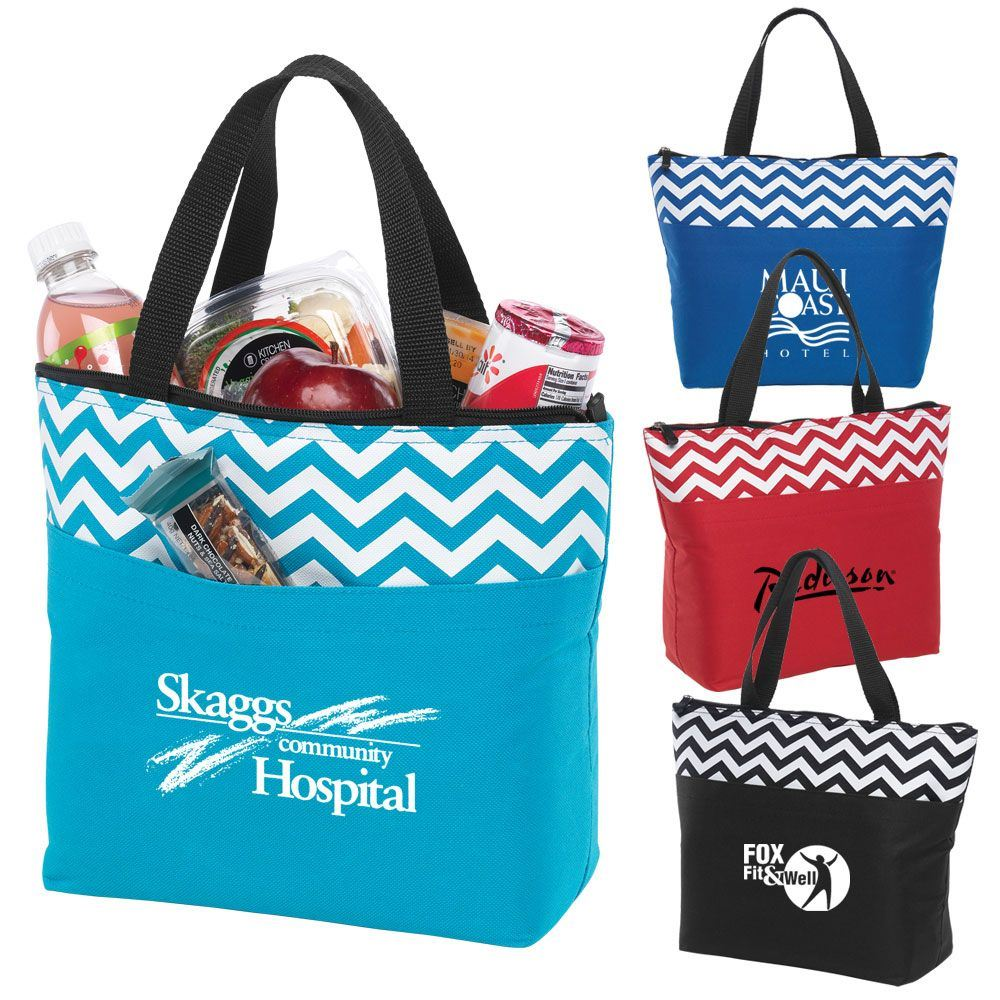 Summit Lunch Tote - Personalization Available