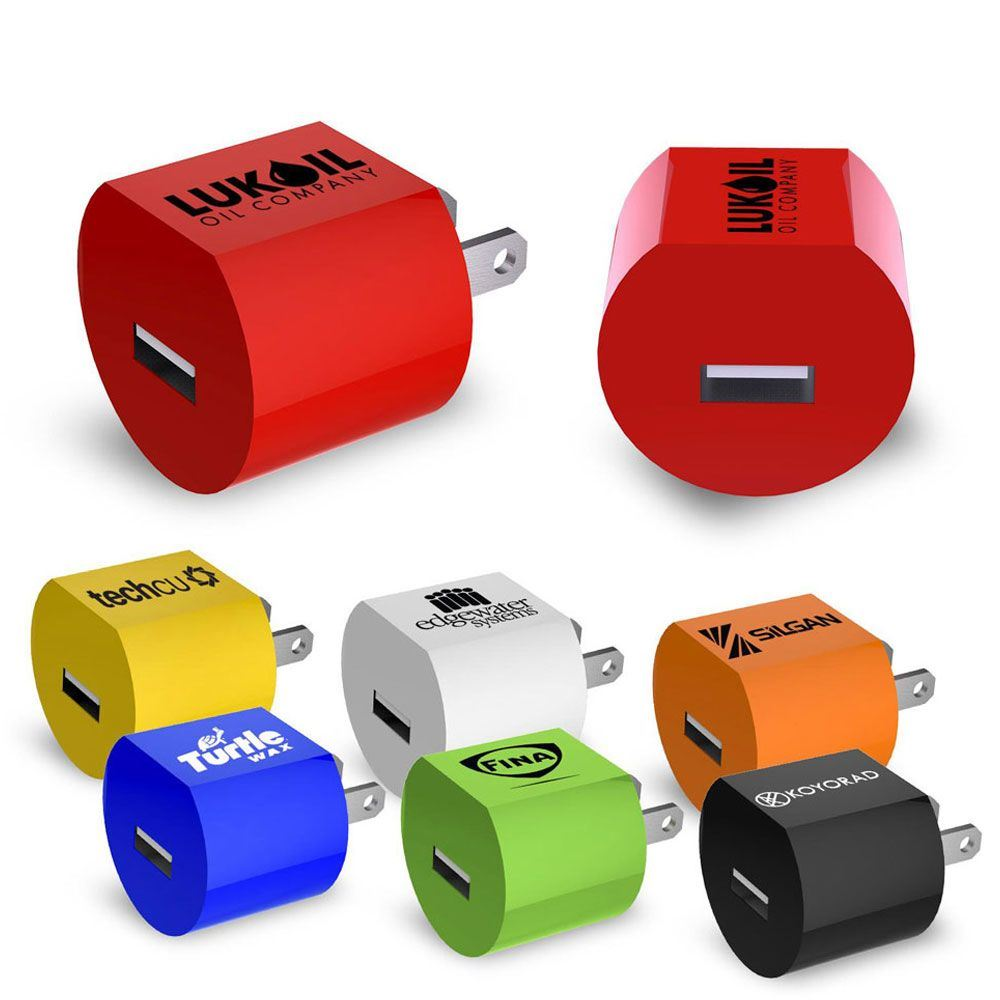 UL® USB Wall Charger - Personalization Available