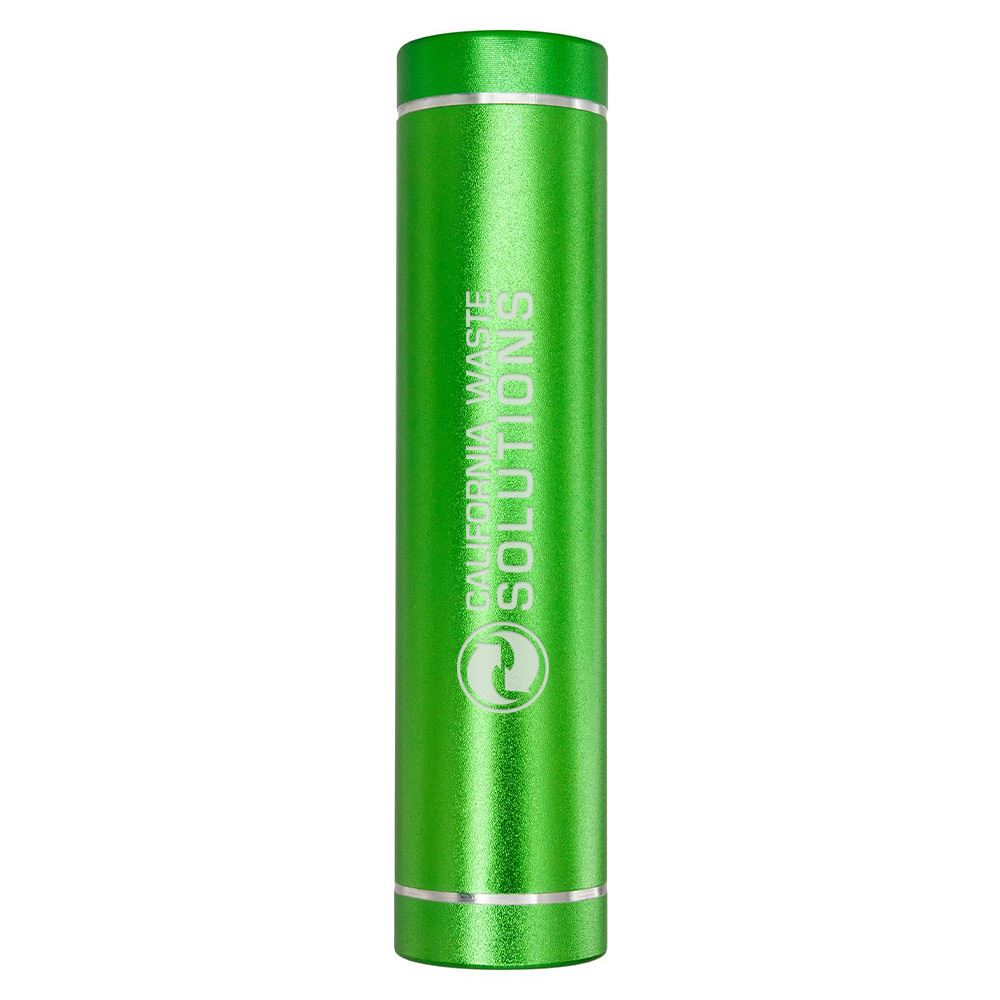 UL® Cylinder Power Bank - Personalization Available