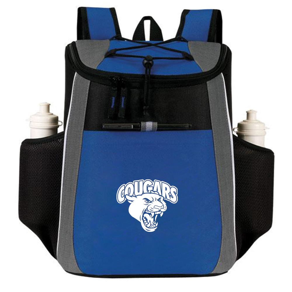 Accent 18-Can Cooler Backpack - Personalization Available