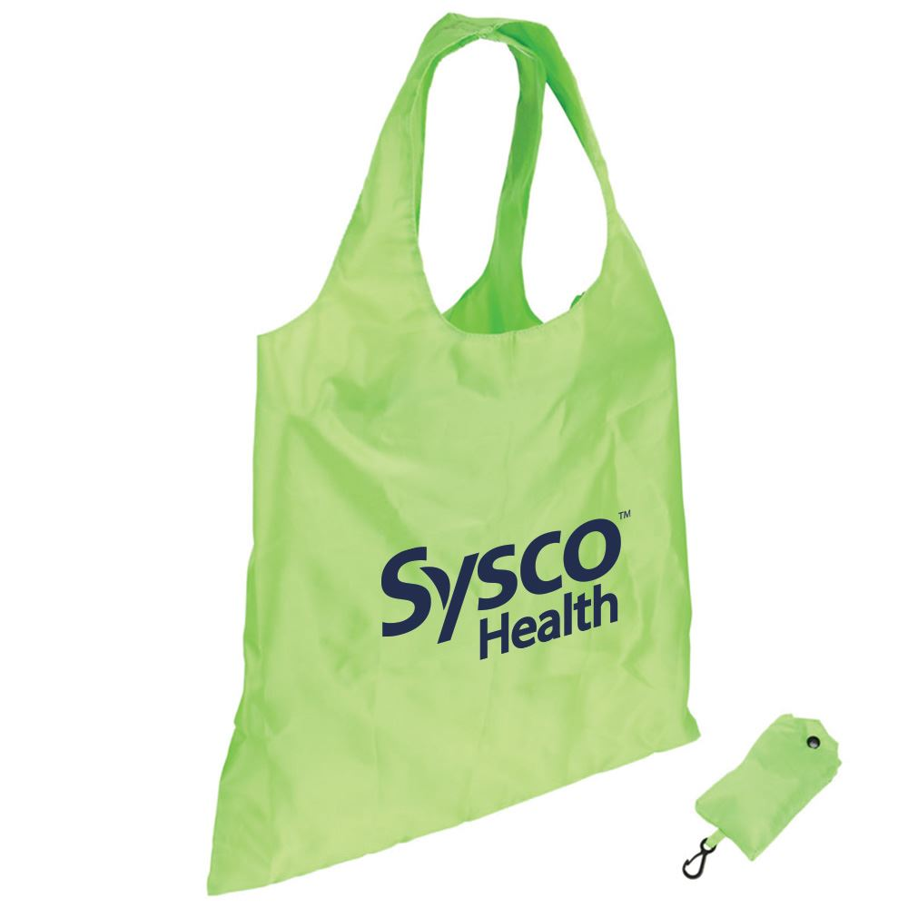 Spring Sling Folding Tote Bag - Personalization Available
