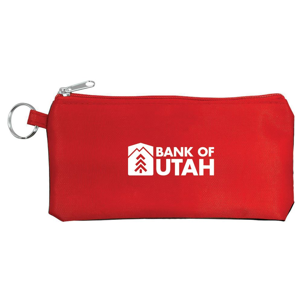 Stretchy Pouch with Resistance Band - Personalization Available