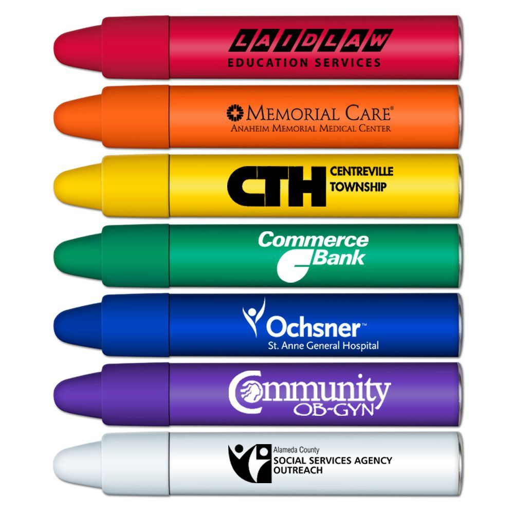 iWriter Crayon Stylus - Personalization Available