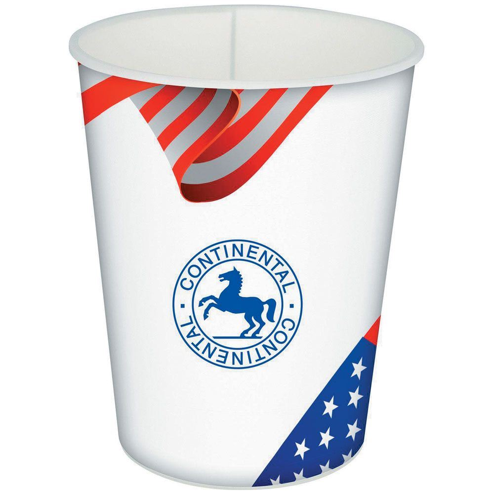 Patriotic Stadium Cup 16-oz. - Personalization Available