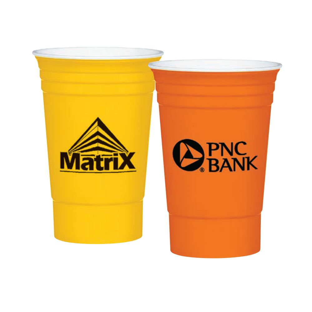 The Cup™ Stadium Cup 16-Oz. - Personalization Available