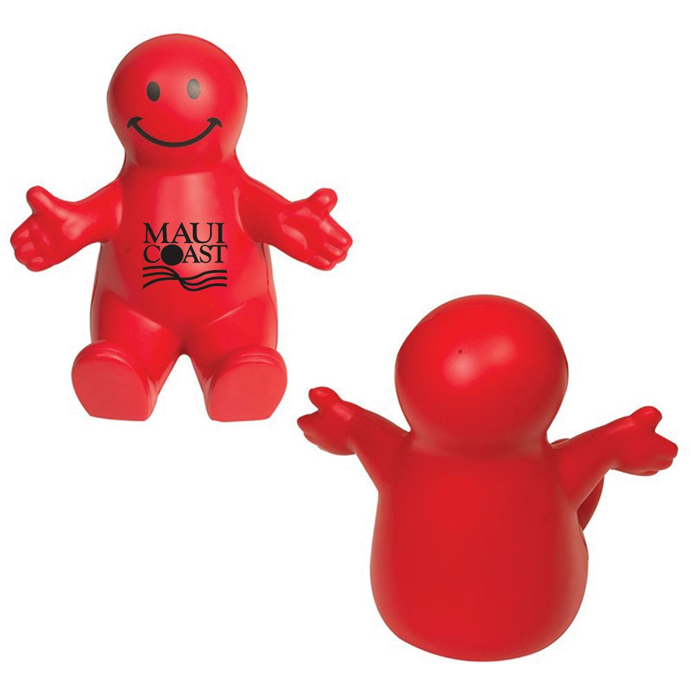 Smiley Guy Mobile Device Holder - Personalization Available