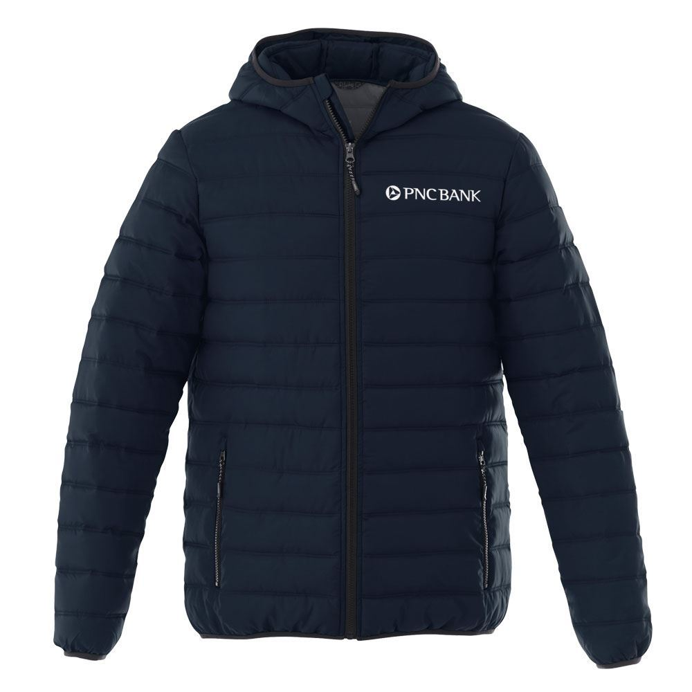 Norquay Insulated Men's Jacket - Embroidery Personalization Available