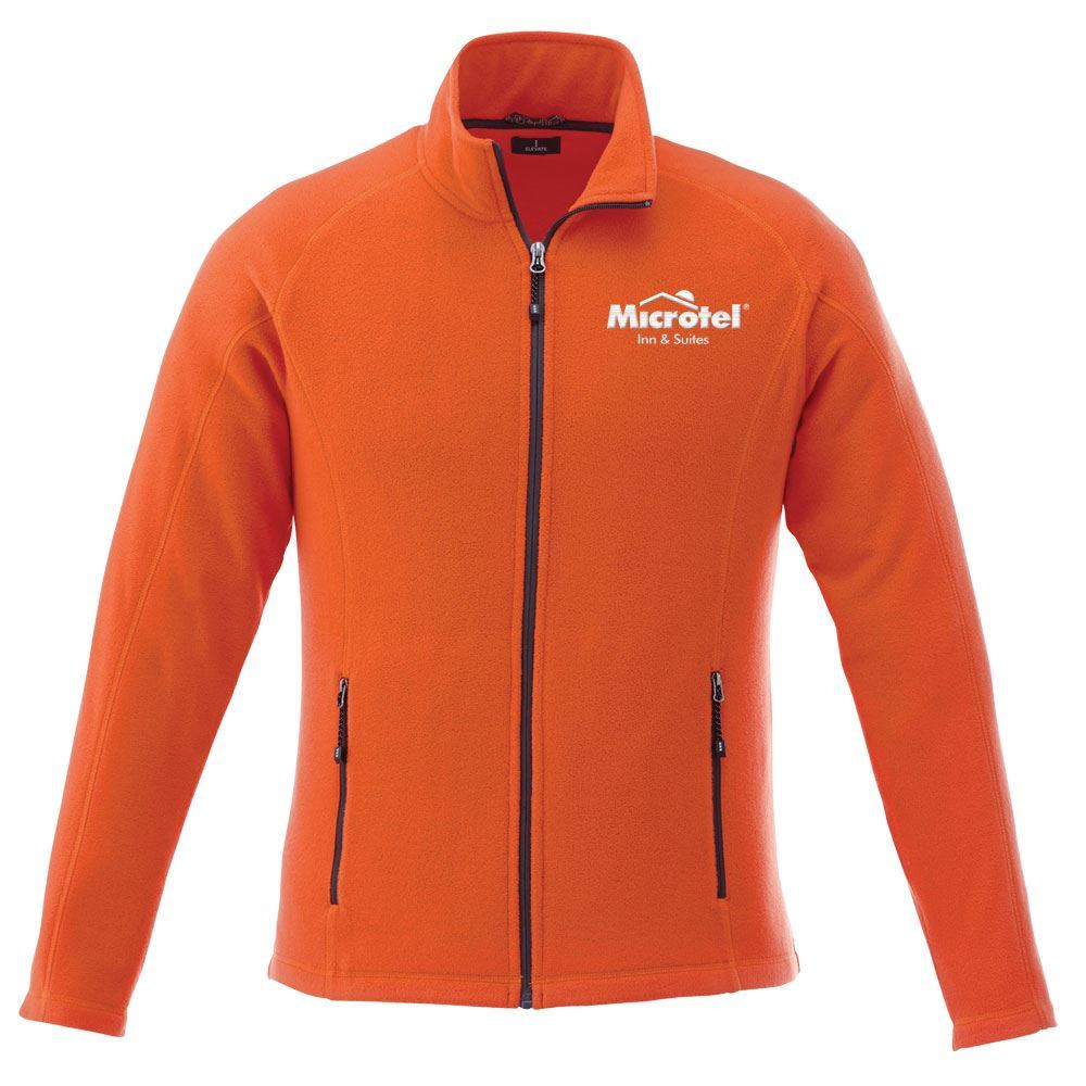 Men's Rixford Polyfleece Jacket - Embroidery Personalization Available