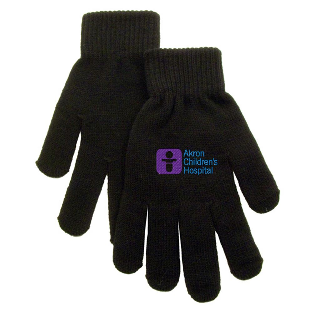 Acrylic Gloves - Embroidery Personalization Available
