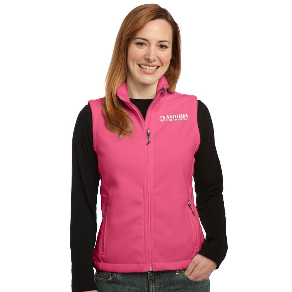 Port Authority® Women's Value Fleece Vest - Personalization Available