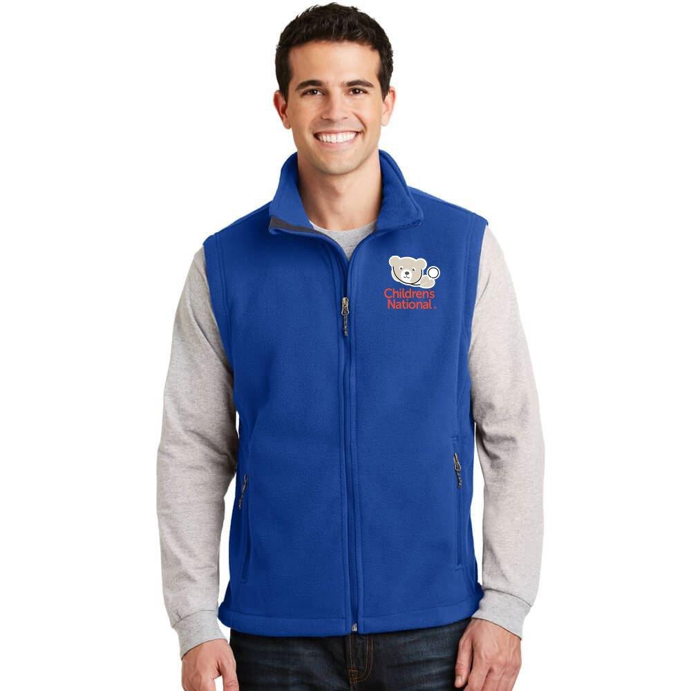 Port Authority® Men's Value Fleece Vest - Personalization Available