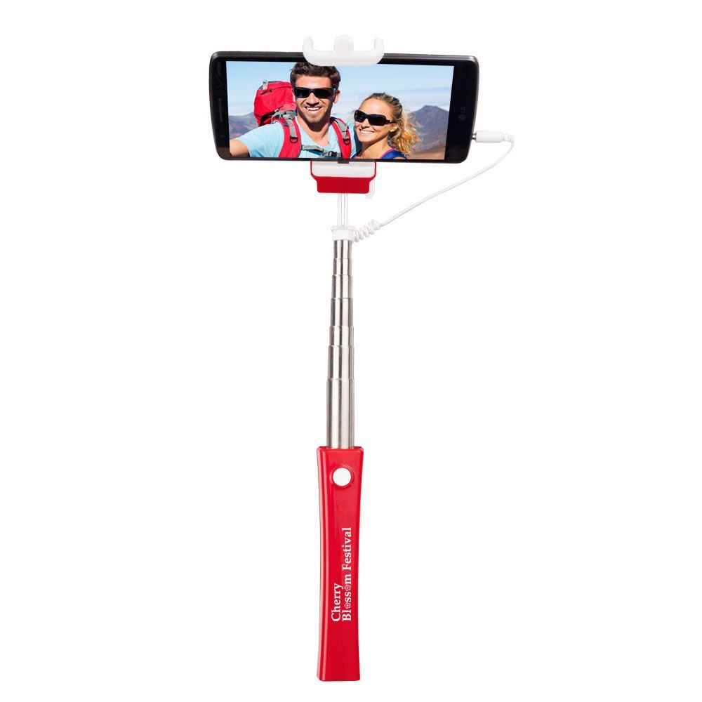 Compact Selfie Stick - Personalization Available