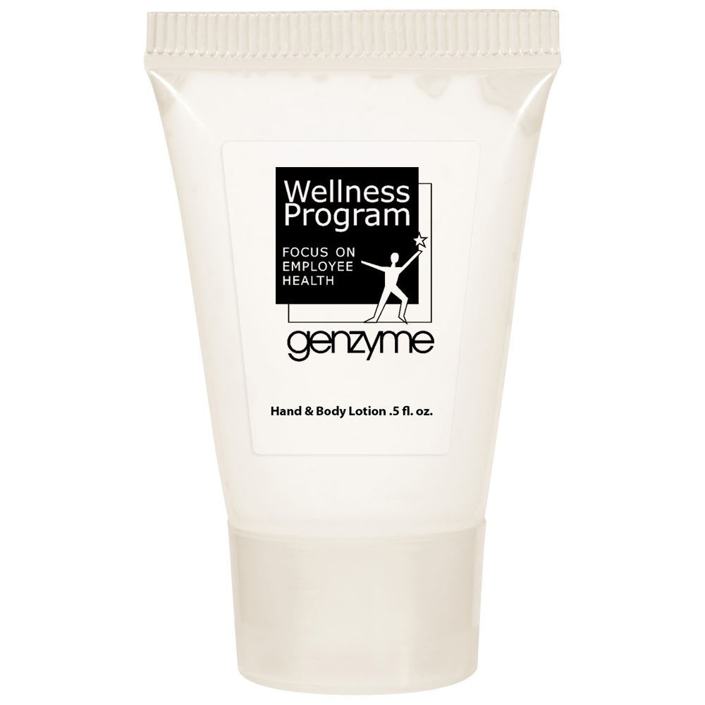 .5-oz. Hand & Body Lotion Tube - Personalization Available
