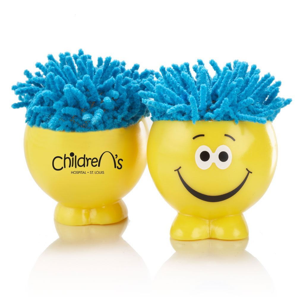 Shaggy Microfiber Screen Cleanin' Dude - Personalization Available