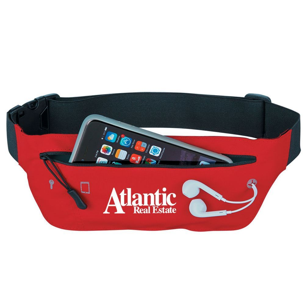 Lycra® Running Belt Fanny Pack - Personalization Available