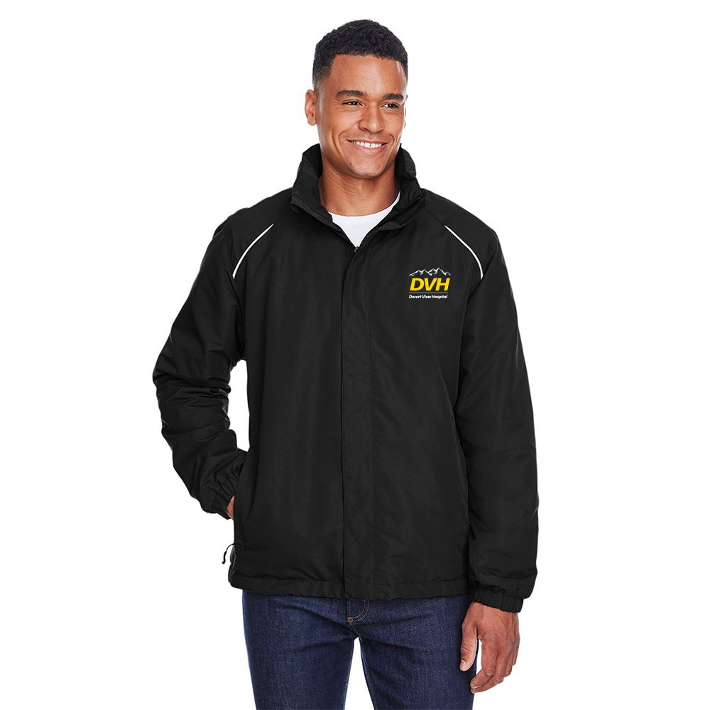 Core 365™ Men's Profile Fleece-Lined All-Season Jacket - Embroidery Personalization Available