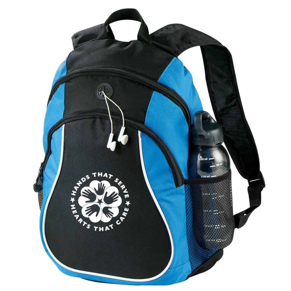 Coil Backpack - Personalization Available