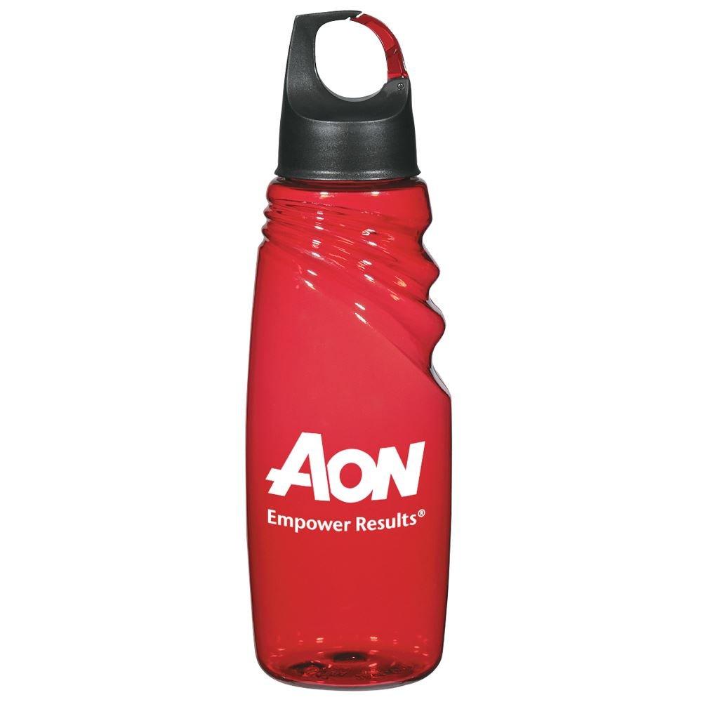 24-oz. Crest Carabiner Sports Bottle