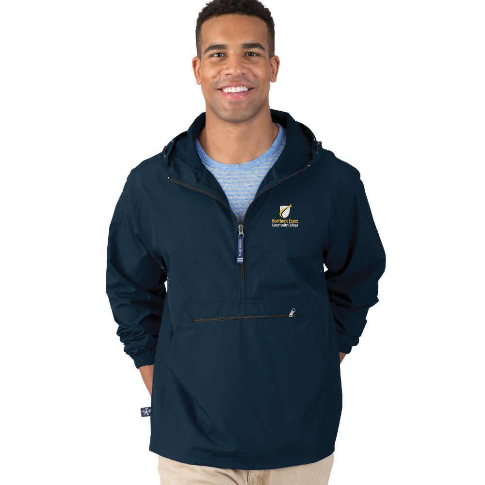 Charles River Apparel® Pack N Go Unisex Pullover - Embroidery Personalization Available