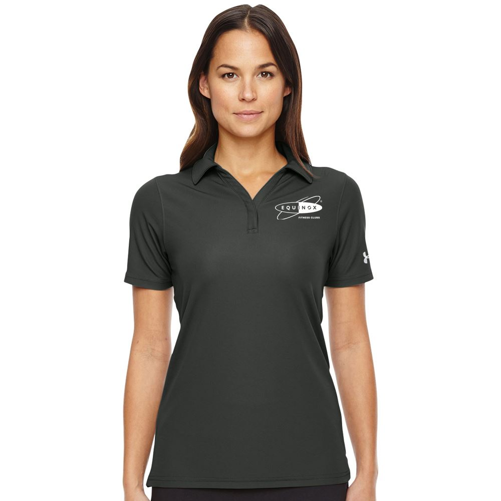Women 39 s under armour corporate performance polo for Under armor business shirts