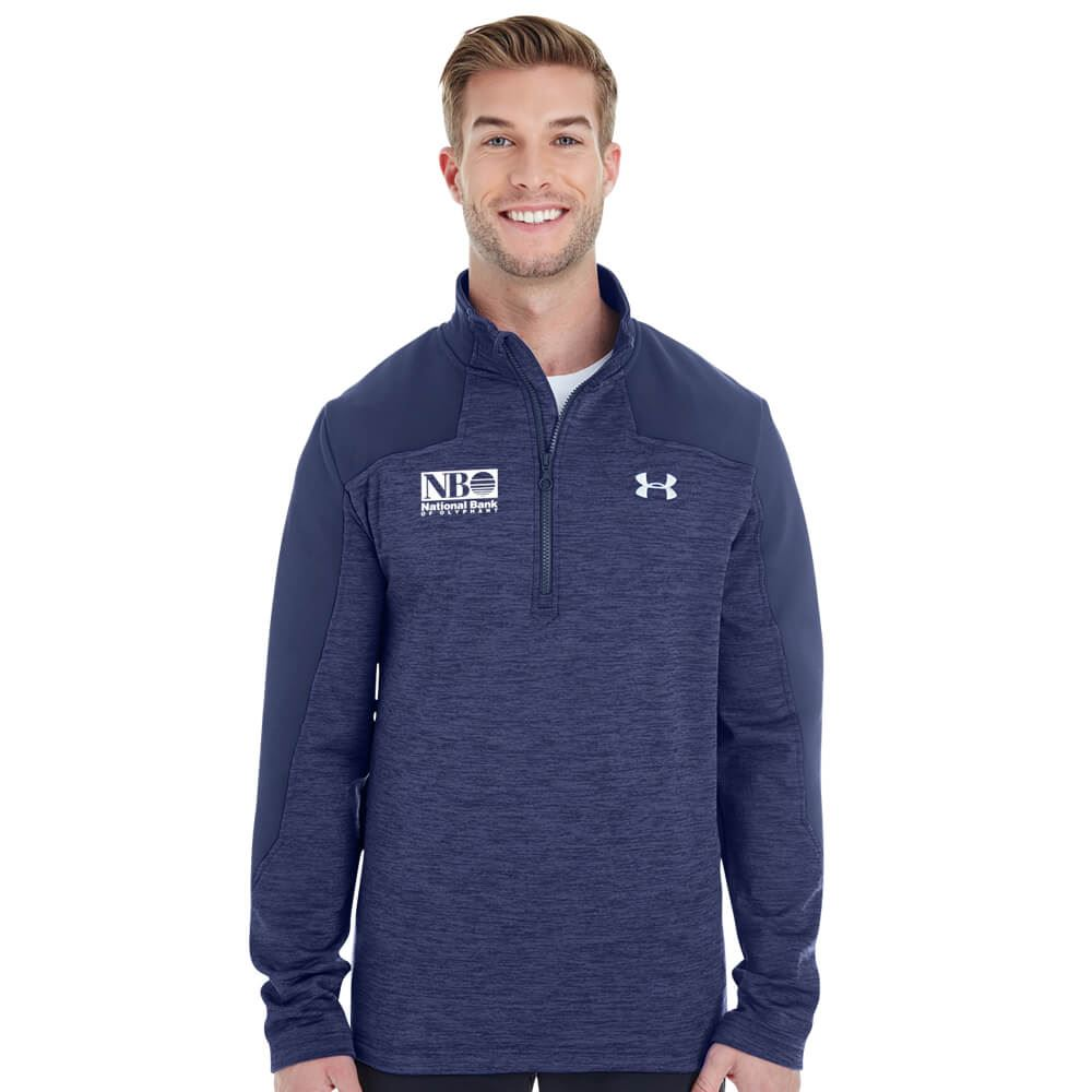under armour 1 4 zip. under armour® men\u0027s expanse 1/4 zip shirt - personalization available armour 1 4 \
