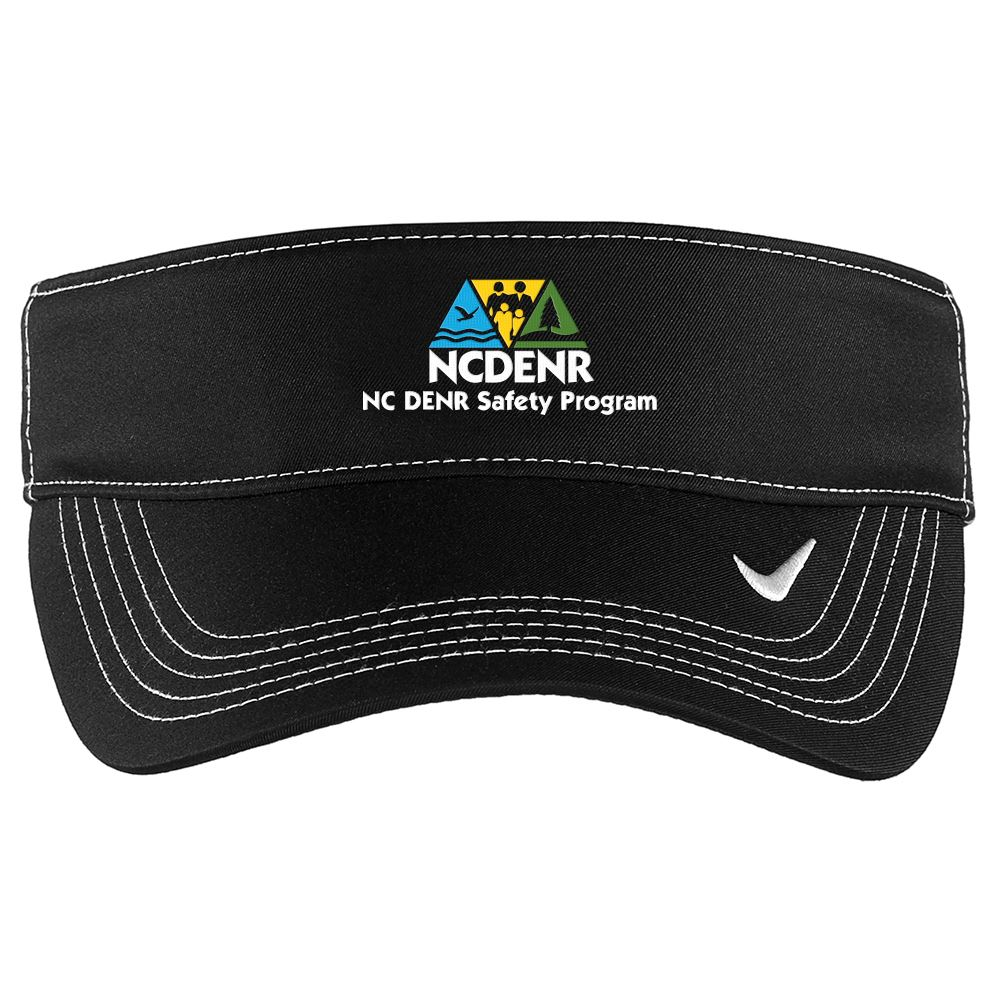 Nike® Golf Dri-Fit Swoosh Visor - Personalization Available