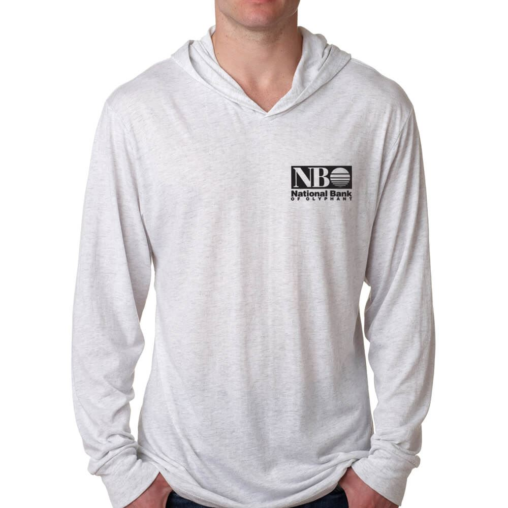 Next Level® Unisex Triblend Long-Sleeve Hoodie - Personalization Available
