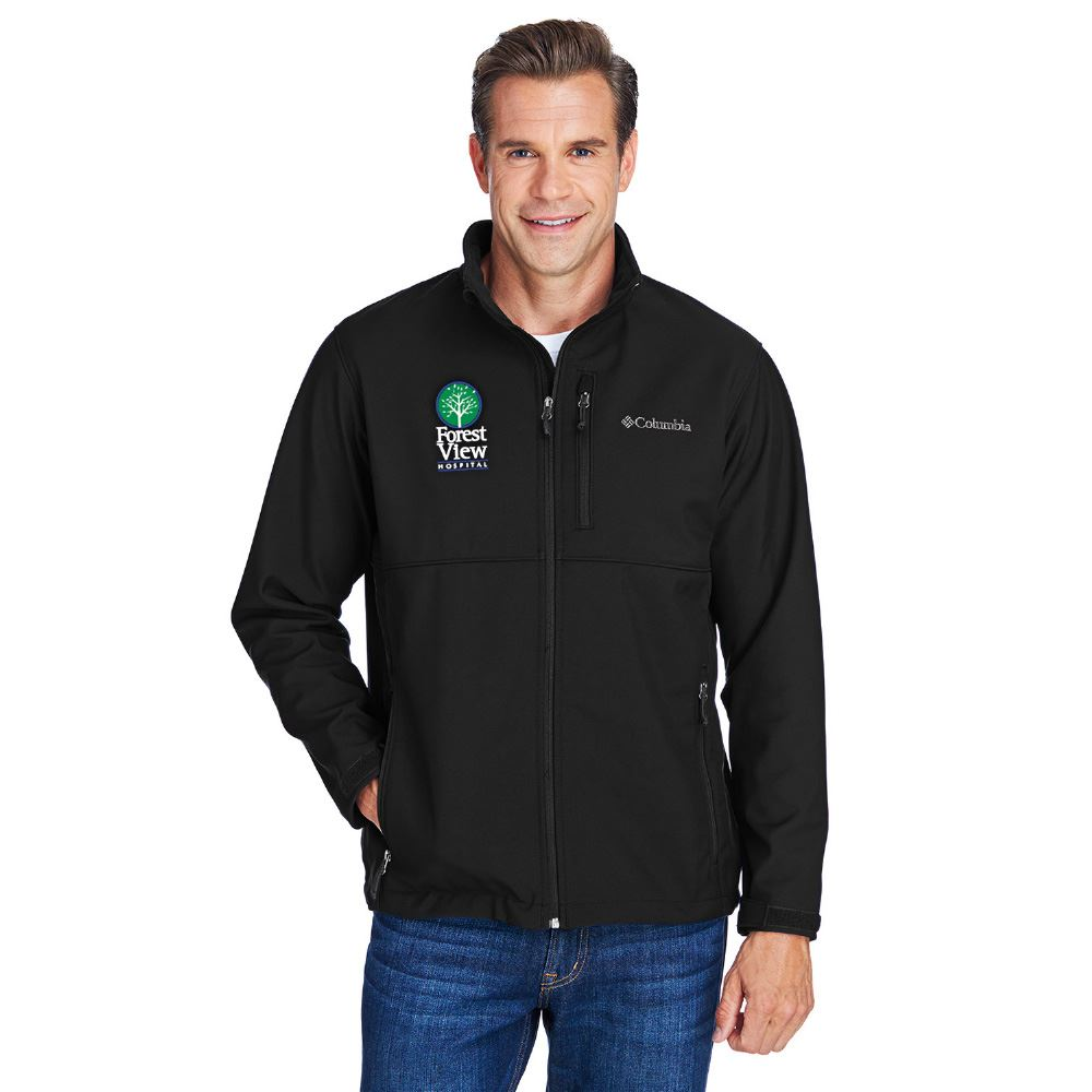 Columbia® Men's Ascender™ Soft Shell - Personalization Available