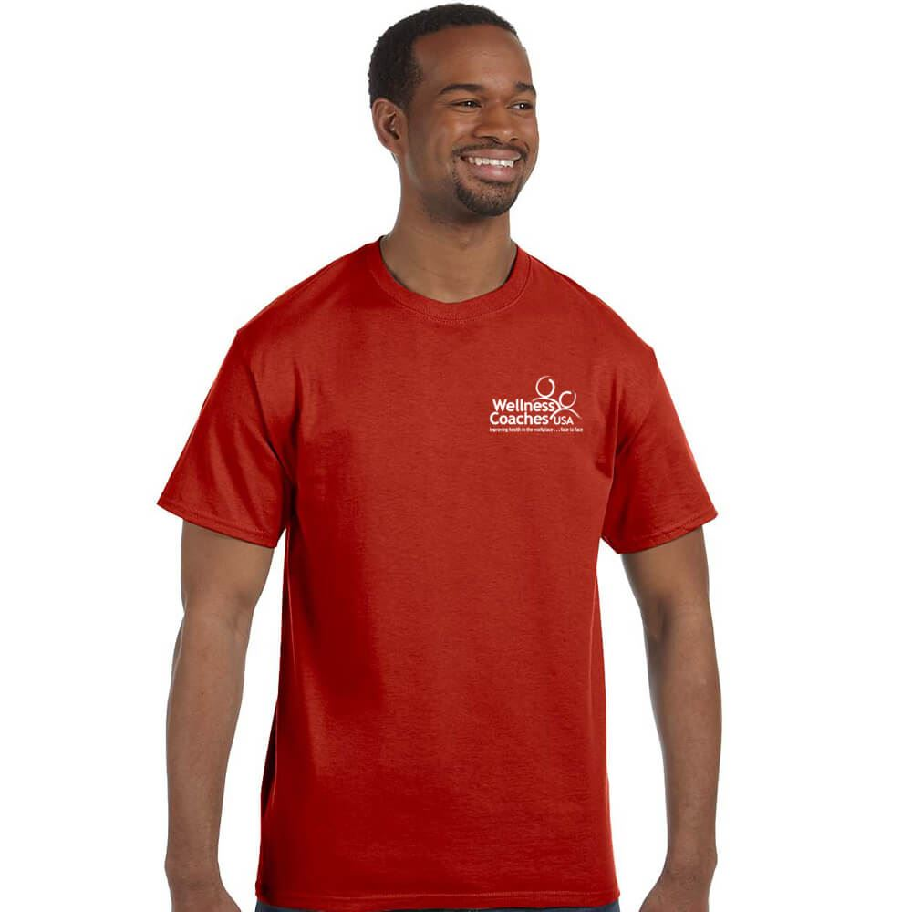 Hanes® Men's 6.1 oz. Tagless® T-Shirt - Personalization Available