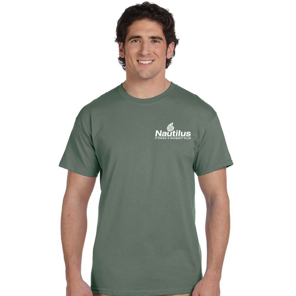 Hanes® 5.2 oz. Unisex 50/50 ComfortBlend® EcoSmart® T-Shirt - Personalization Available