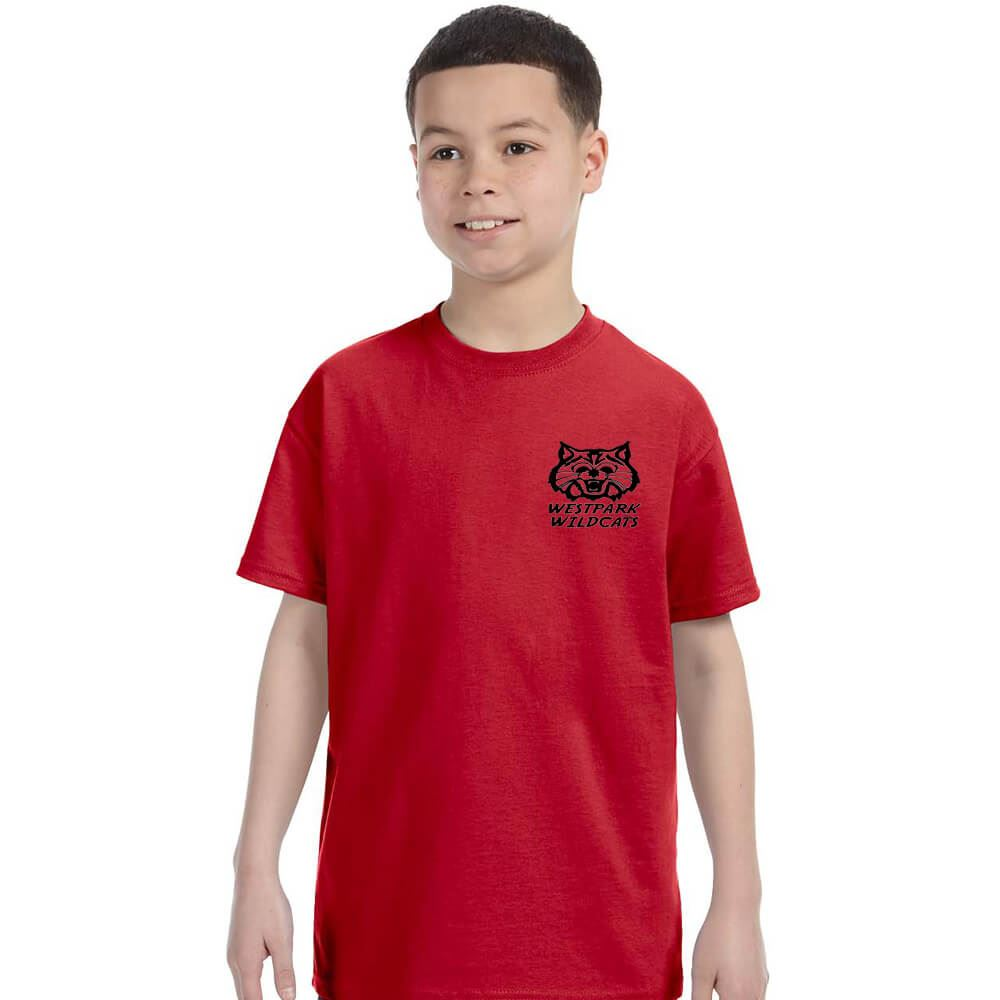 Hanes® Youth 6.1 oz. Tagless® T-Shirt - Personalization Available
